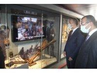 Çanakkale Savaşları Mobil Müzesi  Kilis'te