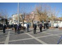 Malazgirt'te 24 Kasım Öğretmenler Günü
