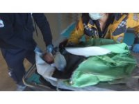 Dondurucu soğukta ölüme terk edilen bebek kurtarılamadı