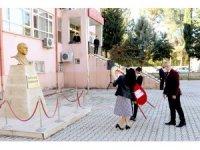 Araban'da 24 Kasım Öğretmenler Günü törenle kutlandı
