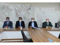 Başkan Altay Cihanbeyli'de incelemelerde bulundu