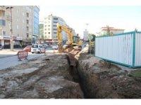 Gebze'deki altyapı projesinde imalatlar tamamlandı