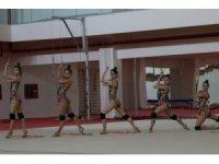Ritmik Cimnastik Büyükler Milli Takımı, Avrupa şampiyonasına hazır