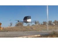 Siirtli kaşif hayalindeki 'uçan arabayı' uçurmayı başardı