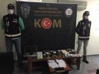 Bodrum'u haraca bağlayan çete yakalandı