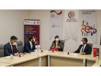 Alman Uluslararası İşbirliği Kurumu Türkiye Direktörü GETHAM'ı ziyaret etti