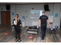 İzmit Halk Dansları eğitimi online olarak sürüyor