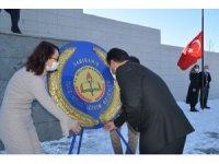 Sarıkamış'ta Öğretmenler Günü törenle kutlandı