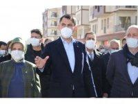 """Bakan Kurum: """"Fikirtepe'mize de İstanbul'umuza da yakışacak bir projeyi gerçekleştirmiş olacağız"""""""