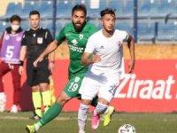 Ziraat Türkiye Kupası 4. Tur: Ankaraspor: 1 - Muğlaspor: 4