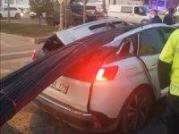 Mardin'de akıllara durgunluk veren kaza