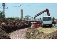 Diyarbakır'ın merkez ilçelerine 23 milyon liralık şebeke yatırımı