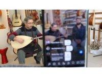 Van'da online müzik ve bağlama imalatı eğitimi