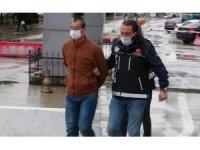 Samsun'da sokak satıcılarına operasyon: 6 gözaltı
