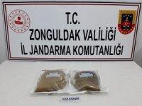 Kente 2 kilo uyuşturucu sokacaklardı, ilçe girişinde yakalandılar