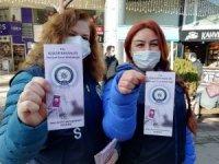 Kadına şiddete karşı acil durum butonu