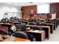 Aydın'da Kadına Yönelik Şiddetle Mücadele toplantısı yapıldı