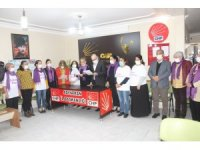 CHP'den Kadına Yönelik Şiddete Karşı Mücadele Günü açıklaması