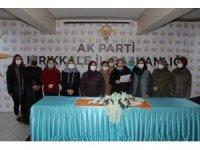 AK Parti Kırıkkale Kadın Kolları kadına yönelik şiddeti kınadı