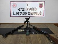 Nevşehir'de define avcılarına suçüstü: 8 gözaltı