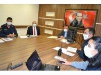 Bozyazı'da 8 kadın koruma altında