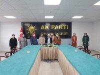 Ardahan AK Parti Kadın Kolları'ndan 'kadına şiddet' açıklaması