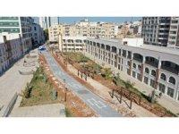Büyükşehirde yeşil koridor projesinde sona gelindi