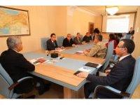 Kadına Yönelik Şiddetle Mücadele Koordinasyon, İzleme ve Değerlendirme toplantısı yapıldı
