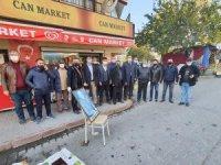 Alparslan Türkeş 103. doğum yıldönümünde Kuşadası'nda anıldı