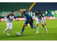 Ziraat Türkiye Kupası: Çaykur Rizespor: 3 - Uşakspor: 0 (İlk yarı)