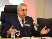 """TESK Genel Başkanı Palandöken: """"Yapılandırma kanununda değişiklik yapılmalı"""""""