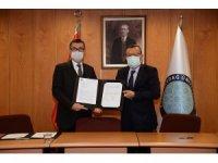 BUÜ'ye Sanayi Doktora Programına destek