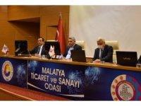 Malatya TSO'da yapılandırmanın detayları anlatıldı