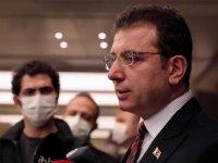 Ekrem İmamoğlu'ndan Sağlık Bakanı'na bulaşıcı hastalık sorusu