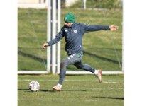 Bursaspor'da Altay maçı hazırlıkları devam ediyor
