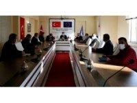 TMO Genel Müdürü Güldal, Erzincan'da tarım sektörü temsilcileri ile biraraya geldi