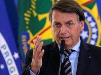 Brezilya lideri Bolsonaro'dan aşı resti: Yaptırmayacağım