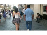 Taksim'de genç kadını taciz davasında ilginç gelişme