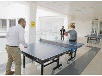 KSBÜ'de Masa Tenisi Turnuvası