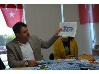 AK Parti Didim İlçe Başkanı Subaşı, 18 yılda yapılan hizmetleri anlattı