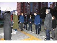 Gençlik ve Spor Bakan Yardımcıları Karabük'te incelemelerde bulundu