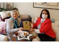 Muazzez İlmiye Çığ'a 'Yaşam Boyu Onur Ödülü'