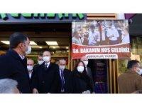 """Bakan Murat Kurum: """"Dereli ve Doğankent'teki afet konutlarını 2021 yılı Haziran ayı içinde sahiplerine teslim ediyor olacağız"""""""