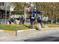 Sultangazi'de cadde ve sokaklar kışa hazırlanıyor