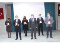 Hakkari'de 70 okula daha 'Okulum Temiz' belgesi verildi