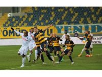 Süper Lig: MKE Ankaragücü: 0 - Trabzonspor: 1 (Maç sonucu)