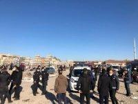 Başkent'te kaçak 'bit pazarına' polis müdahalesi