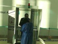 İstanbul Havalimanı'nda Covid-19 testinden rant