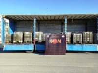 Kütahya'da 30 bin litre kaçak akaryakıt ele geçirildi
