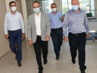 AK Partili Turan, Millet Bahçesi müjdelerine devam ediyor